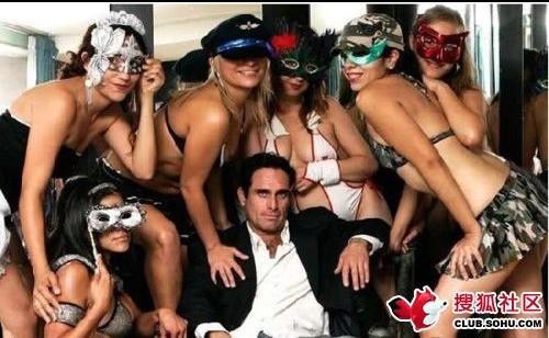 全球妓女考察师 全球最奇怪的裸体工作盘点